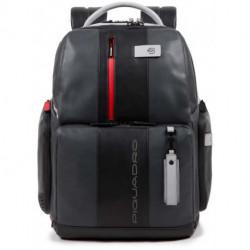 Рюкзак для ноутбука Piquadro BAGMOTIC/Grey-Black CA4550BRBM_GRN