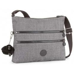 Cумка Kipling ALVAR/Cotton Grey K12472_D03