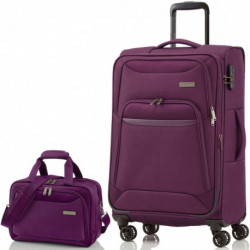 Чемодан Travelite KENDO/Purple L Большой TL090341-19