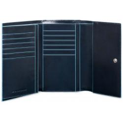 Портмоне Piquadro Blue Square (B2) PD4152B2R_BLU2