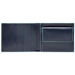 Портмоне Piquadro Blue Square (B2) PU1239B2R_BLU2