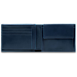 Портмоне Piquadro Blue Square (B2) PU1392B2R_BLU2