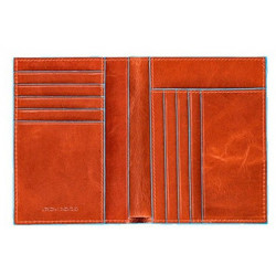 Портмоне PIQUADRO оранжевый BL SQUARE/Orange PU1393B2_AR