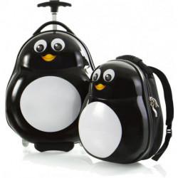 Набор Чемодан на 2 колесах + Рюкзак Heys TRAVEL TOTS/Penguin He13030-3088-00