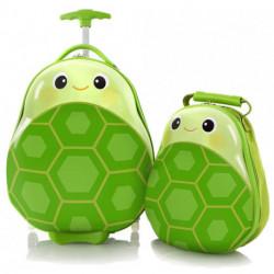 Набор Чемодан на 2 колесах + Рюкзак Heys TRAVEL TOTS/Turtle He13030-3197-00