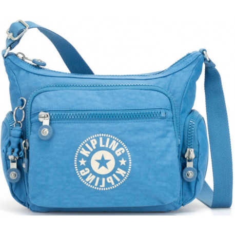 2be67b2b9dbd Женская сумка Kipling GABBIE S/Dynamic Blue KI2632_29H